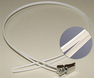 fil de cerclage orthopédique pour révision de prothèse de hanche / multifilaments polymère