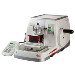 microtome rotatif