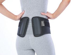 ceinture de soutien lombaire / adulte / semi-rigide