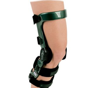 orthèse de genou / distraction du genou (ostéoarthrite) / articulée