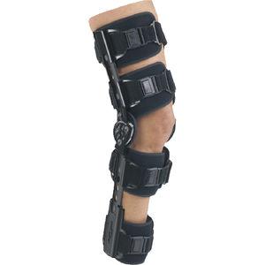 attelle de genou / articulée