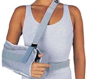 écharpe d'épaule avec bande de maintien au corps / avec manchon