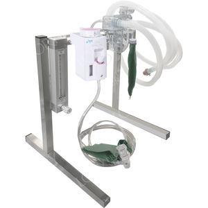 station d'anesthésie pour grands animaux