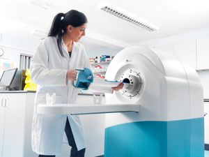 système de tomographie préclinique IRM