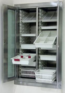 armoire de salle d'opération