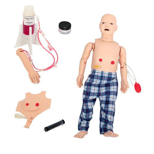 mannequin de formation pédiatrique