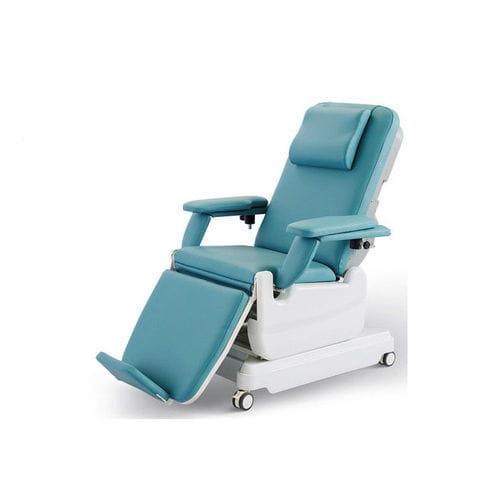 fauteuil de prélèvement sanguin électrique
