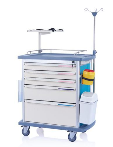 chariot d'urgence - Sichuan Yufeng Medical Equipment Co., Ltd.