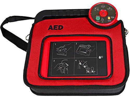 défibrillateur externe semi-automatique - AmbulanceMed