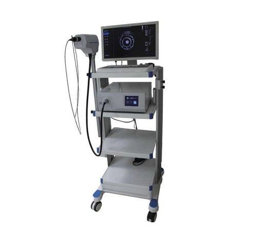 système d'imagerie endoscopique EUS / oesophagoscopie / colonoscopie