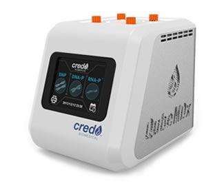 analyseur POC pour PCR temps réel