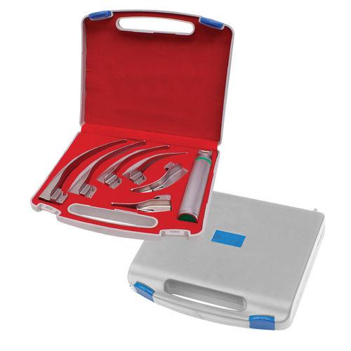 trousse de laryngoscopes Macintosh