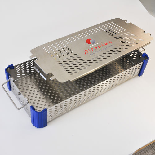 panier de stérilisation pour instruments