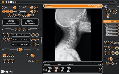 logiciel pour imagerie médicale - Digitec