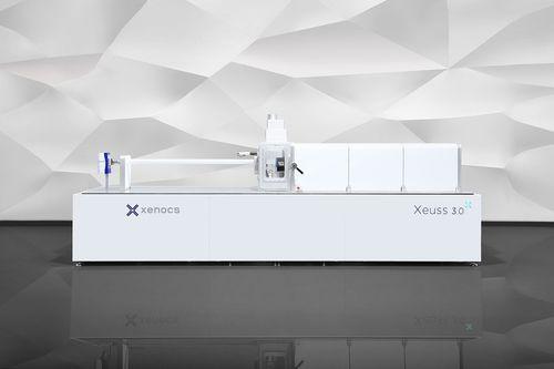 diffractomètre SAXS