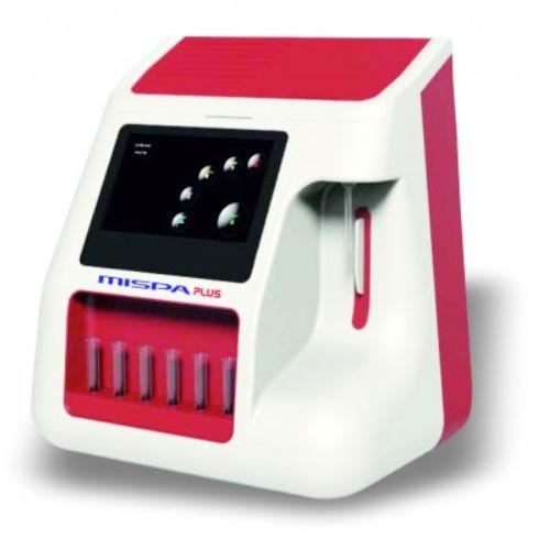 analyseur de biochimie semi-automatique