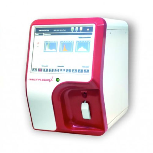 analyseur d'hématologie à différenciation en 3 parties