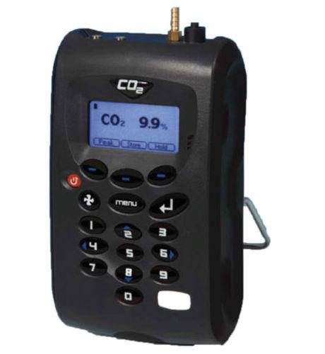 testeur d'air ambiant / d'oxygène / de dioxyde de carbone / pour établissements de santé
