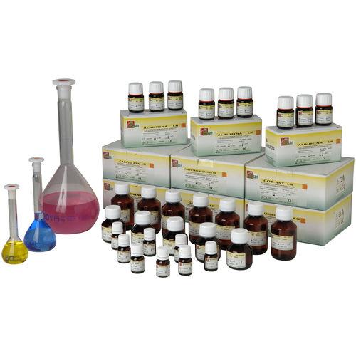 réactif de chimie clinique
