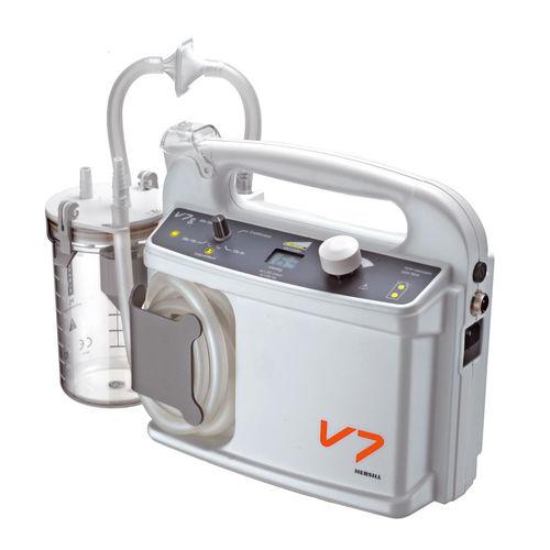 aspirateur chirurgical électrique / pour petite chirurgie / portable