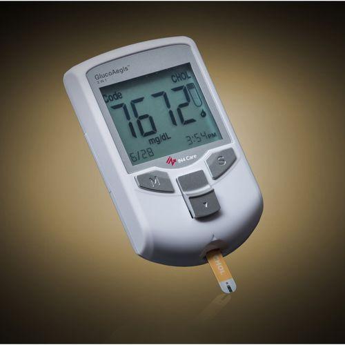 lecteur de glycémie acide urique