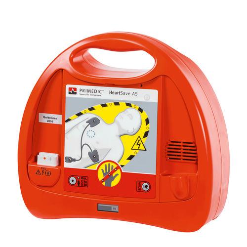 défibrillateur externe automatisé