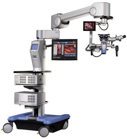 microscope de neurochirurgie