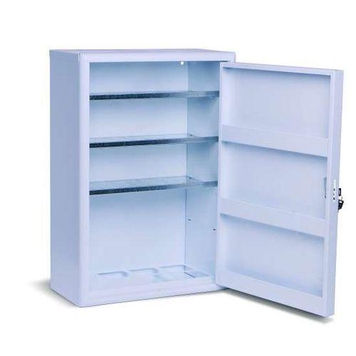 armoire à pharmacie / d'hôpital / avec étagère / 1 porte
