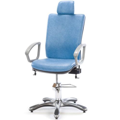 fauteuil d'examen ORL / ophtalmologique / hydraulique / pneumatique