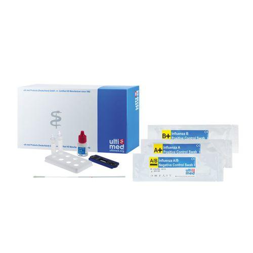 test rapide pour infections respiratoires