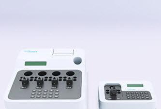 analyseur de coagulation semi-automatique