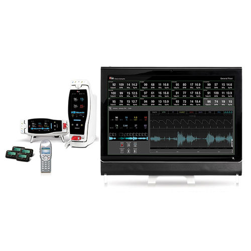 logiciel de monitorage - Masimo