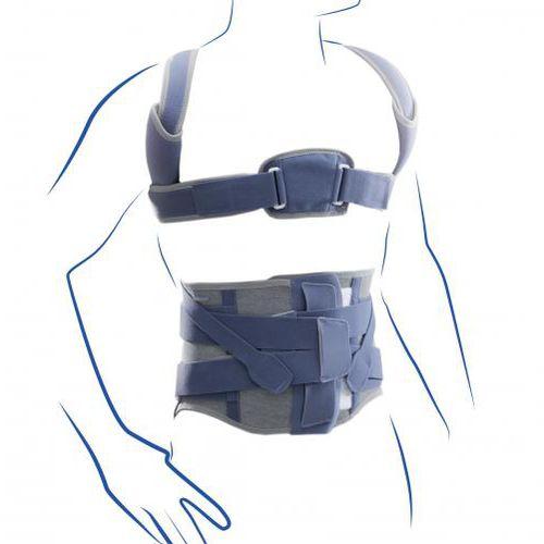 orthèse posturale / avec système d'appui en 3 points