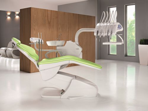 unité de soin dentaire