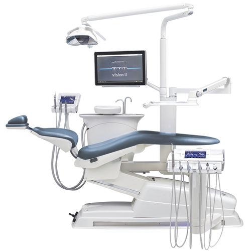 unité de soin dentaire avec fauteuil électromécanique