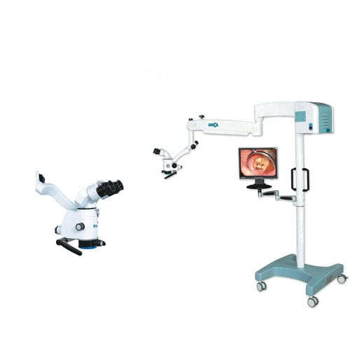 microscope de chirurgie dentaire