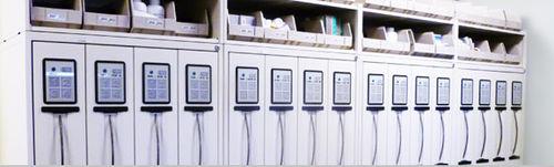 système de gestion RFID / médical