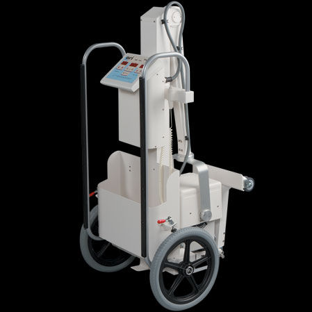 unité mobile de radiographie numérique