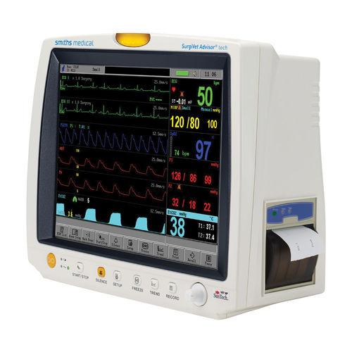 moniteur multiparamétrique ECG / EtCO2 / PNI / SpO2