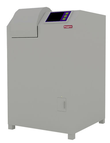 système de traitement de déchets pour laboratoire d'histopathologie