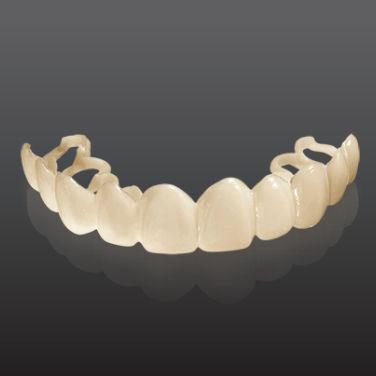 matériau pour facettes dentaires - Stratasys