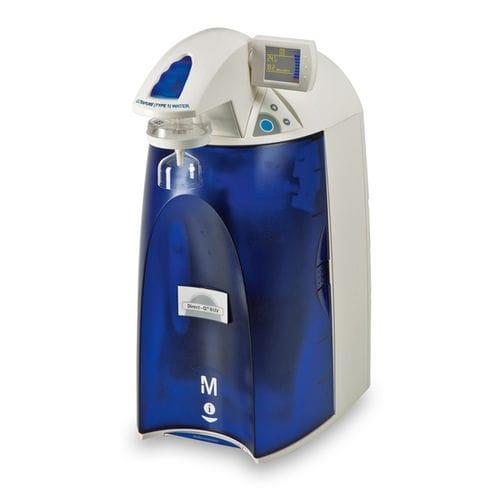 système de purification d'eau de laboratoire / par osmose inverse / par déionisation / pour production d'eau ultrapure