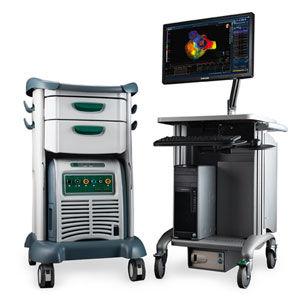 système de cartographie cardiaque / électromagnétique