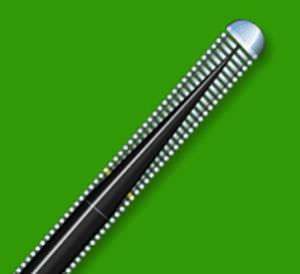 fil de guidage de cathéter / coronaire / hydrophile