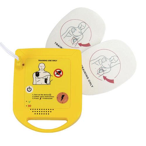défibrillateur externe automatique