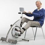 pédalier d'exercice jambes