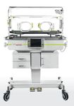 incubateur néonatal sur roulettes / à hauteur réglable / avec moniteur / Trendelenburg