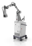 robot opératoire porte-microscope / pour neurochirurgie