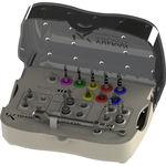 kit d'instruments pour implantologie dentaire