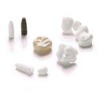 couronne dentaire en zircone